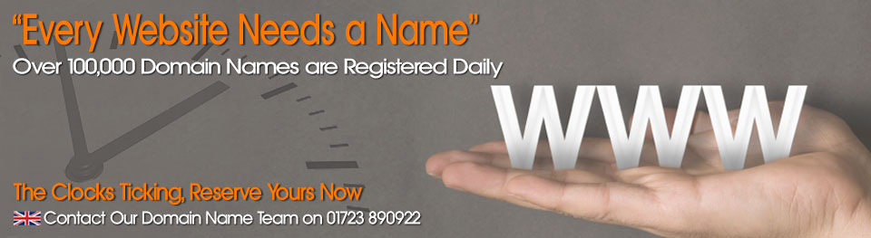 North Yorkshire Domain Name Registration Services
